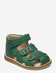 Hand Made Sandal - GREEN