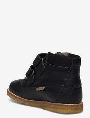 Arauto RAP - Tex Boot with velcro - apavi bērniem, kuri vēl nestaigā - black - 2
