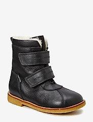 Tex Boot with velcro - BLACK