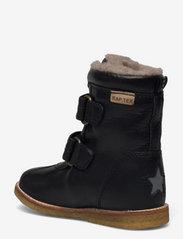 Arauto RAP - Tex Boot with velcro - ziemas zābaki - black - 2