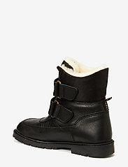 Arauto RAP - Tex Boot with velcro - ziemas zābaki - black - 1