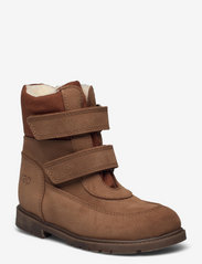 Tex Boot with velcro - COGNAC