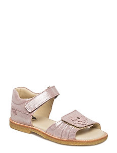 ECOLOGICAL OPEN SANDAL, NARROW FIT - 24-COMET BERRY