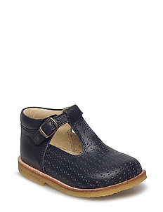ECOLOGICAL HAND MADE Shoe - 01-NAVY