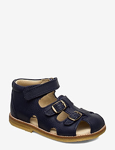 ECOLOGICAL STARTER SANDAL, MEDIUM/WIDE FIT - 21-NAVY