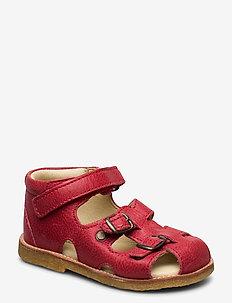 ECOLOGICAL STARTER SANDAL, MEDIUM/WIDE FIT - sandals - 84-chilli