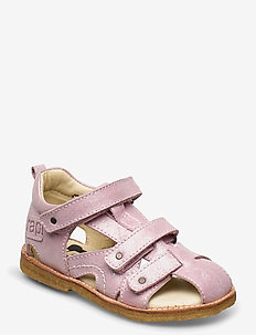 ECOLOGICAL CLOSED SANDAL, NARROW FIT - sandales - 50-rose clair star