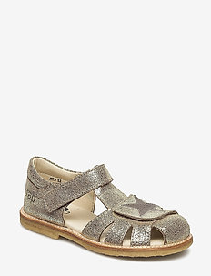 ECOLOGICAL CLOSED SANDAL, NARROW FIT - schuhe - 10-gold fantasy
