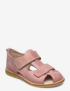 ECOLOGICAL HAND MADE Closed Sandal - schuhe - pink eco