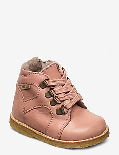 TEX Boot with zip - winter boots - nude