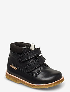 Tex Boot with velcro - pre-walkers - black