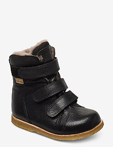 HAND MADE LOW BOOT - bottes d'hiver - black