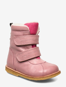 Tex Boot with velcro - winter boots - 23-pink