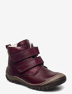 HAND MADE LOW BOOT - vinter boots - bordo