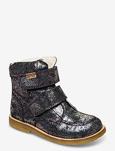 ECOLOGICAL HAND MADE Water proof Low Boot - vinter boots - multifantasy