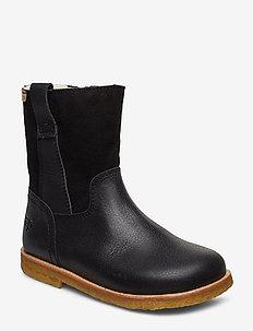 HAND MADE LOW BOOT - støvler - c1-black graspop