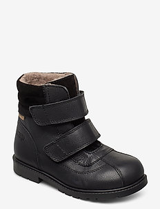 HAND MADE BOOT - vinter boots - black