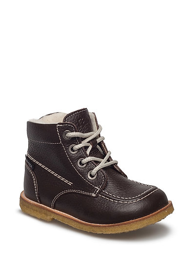 ECOLOGICAL Water proof Low Boot - 13-D. BROWN
