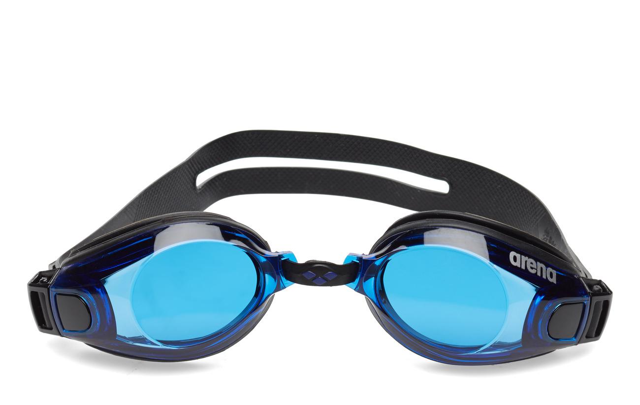 Arena Zoom X-Fit - BLACK,BLUE, BLACK