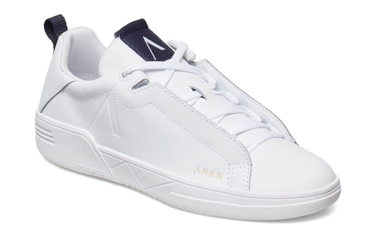 ARKK Copenhagen Uniklass Leather S-C18 White Midnig - WHITE MIDNIGHT