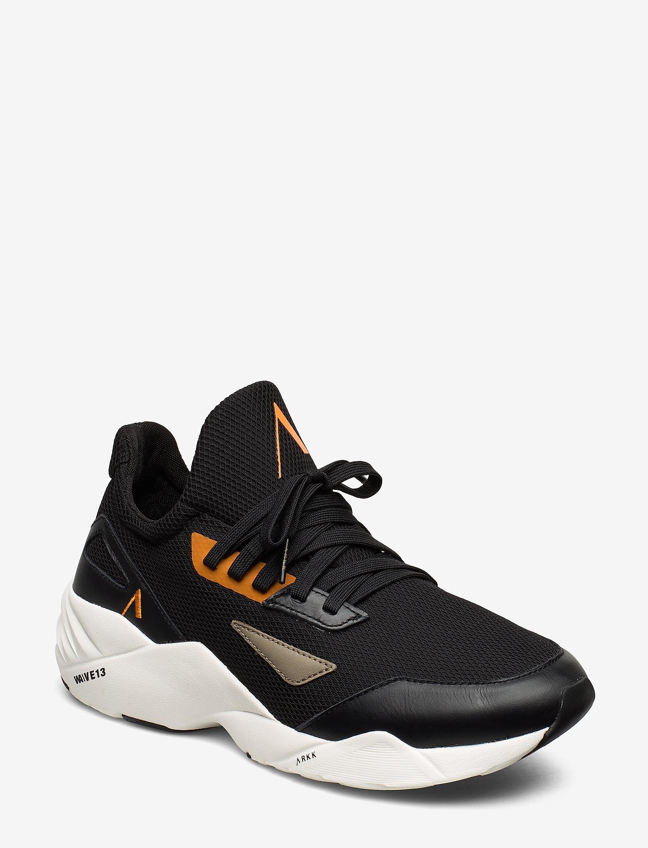 ARKK Copenhagen Apextron Mesh 2.0 W13 Black Khaki-M - Sneakers BLACK KHAKI - Schuhe Billige