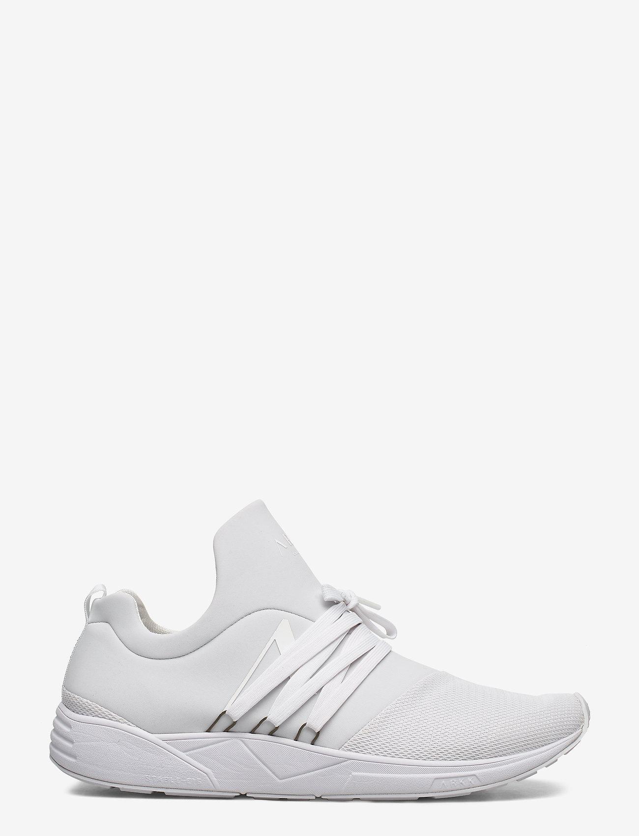 Arkk Copenhagenraven Mesh S-e15 White Army - Men Sneaker