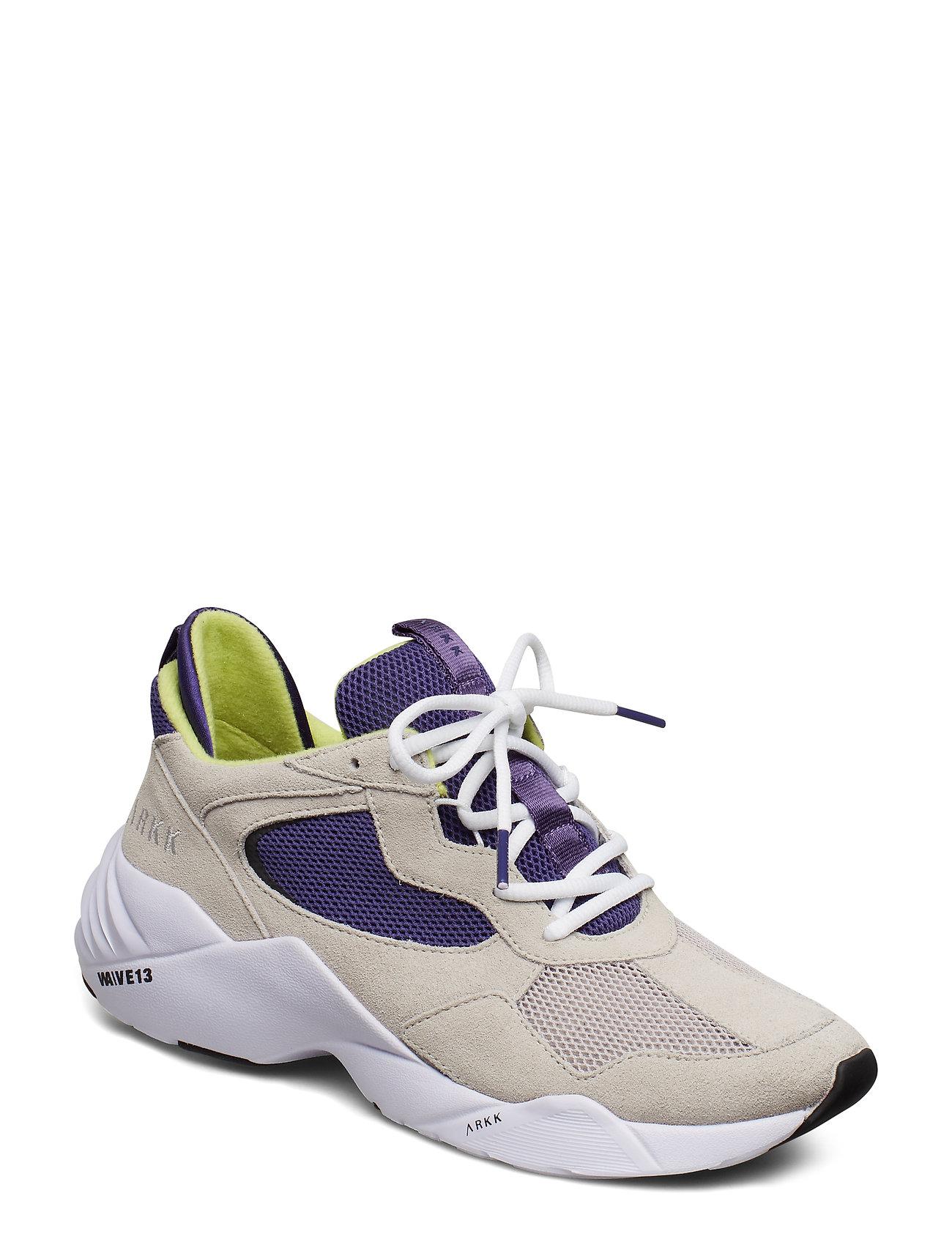 0c1dc160118 Linda Suede Low-top Sneakers Grå WODEN   Dame sneakers