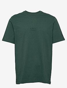 ARKK Classic Tee Garden Green - basic t-shirts - garden green