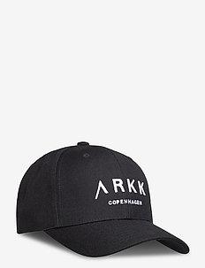 Baseball Cap - caps - black white