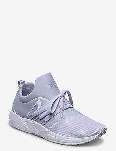 Raven Mesh S-E15 Halogen Blue White - låga sneakers - halogen blue white