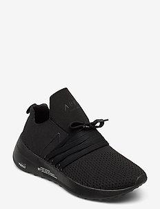 Raven FG 2.0 PWR55 Black White - Wo - sneakers med lav ankel - black white