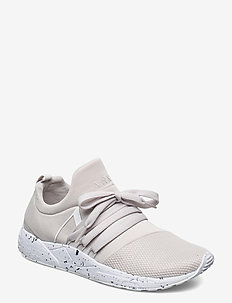 Raven Mesh PET S-E15 Wind Grey Whit - sneakers med lav ankel - wind grey white