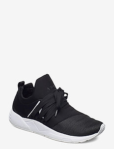 Raven Mesh PET S-E15 - sneakers med lav ankel - jet black white