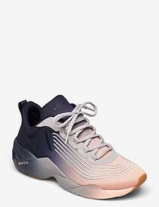 Avory Mesh W13 Faded Soft Peach Mid - sneakersy niskie - faded soft peach midnight gum