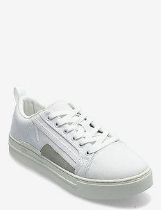 Sommr Canvas PET R-H20 White Marshm - lave sneakers - white marshmallow