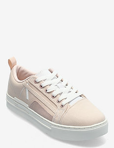 Sommr Canvas PET R-H20 Soft Pink Wh - sneakersy niskie - soft pink white