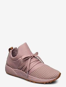 Raven Nubuck S-E15 Vibram Taupe Bro - sneakersy niskie - taupe brown gum