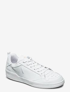 Visuklass Leather S-C18 White - Men - low tops - white