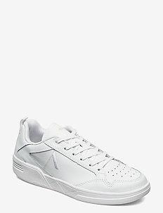 Visuklass Leather S-C18 - sneakers med lav ankel - white