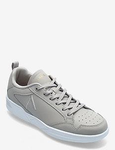 Visuklass Leather S-C18 Dove White - sneakersy niskie - dove white