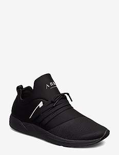 Raven Mesh S-E15 All Black White - - BLACK