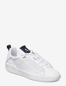 Uniklass Leather S-C18 - sneakers med lav ankel - white midnight