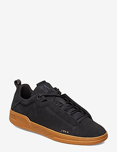 Uniklass Suede S-C18 Black Gum - Me - low tops - black gum