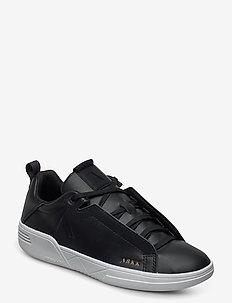 Uniklass Leather S-C18 Black - Wome - sneakers med lav ankel - black