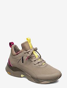 Stormrydr Nylon HL VULKN Vibram Kha - sneakers med lav ankel - khaki ruby