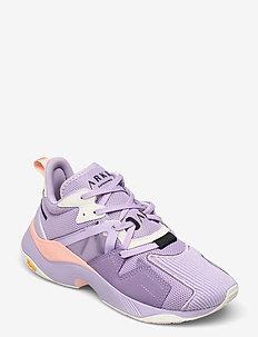 Cruisr Mesh Vulkn Vibram Pastel Lil - chunky sneakers - pastel lilac peach