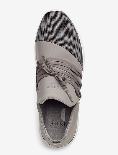 Arkk Copenhagen Raven Mesh S-e15 Silver Grey Black- Tennarit