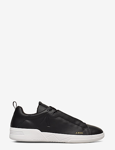 Arkk Copenhagen Uniklass Leather S-c18 Black - Men- Tenisówki