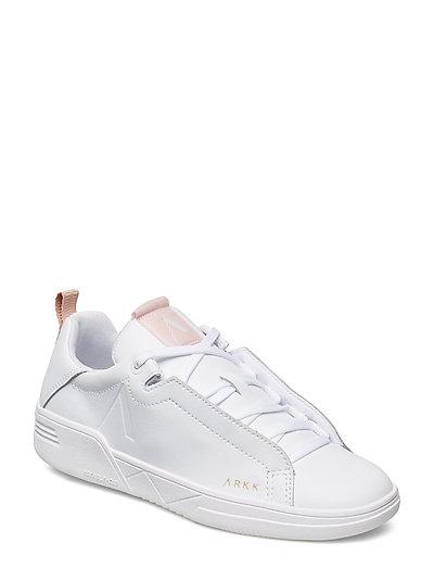 Uniklass Leather S c18 White Shell (White Shell Pink) (849 kr) ARKK Copenhagen |