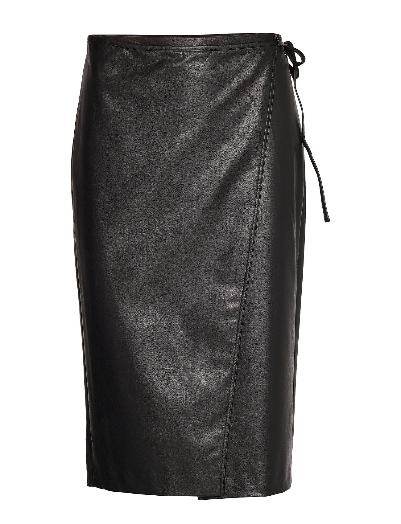 Armani Exchange AX WOMAN SKIRT - BLACK